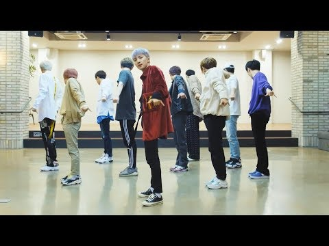 PENTAGON 펜타곤 빛나리 Shine Dance Practice Mirrored
