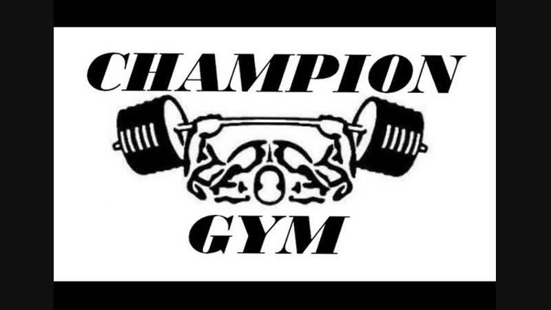 Быть здоровым,жить активно - это стильно,позитивно! Видео для СК Чемпион.