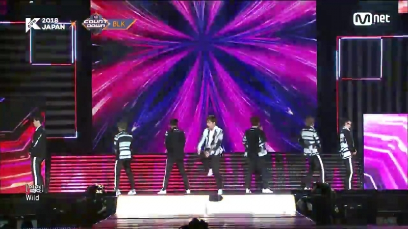 180419 BLK - HERO (Dance Break Ver) @ KCON 2018 In Japan x M!Countdown