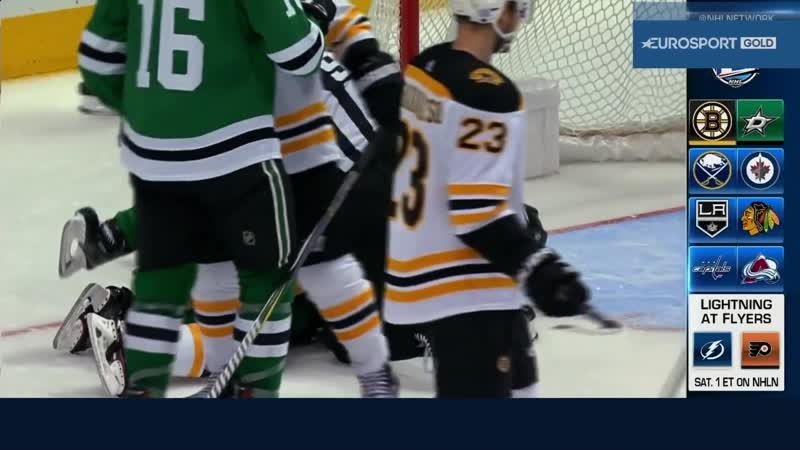 NHL On The Fly [16.11.2018, Eurosport Gold HD]