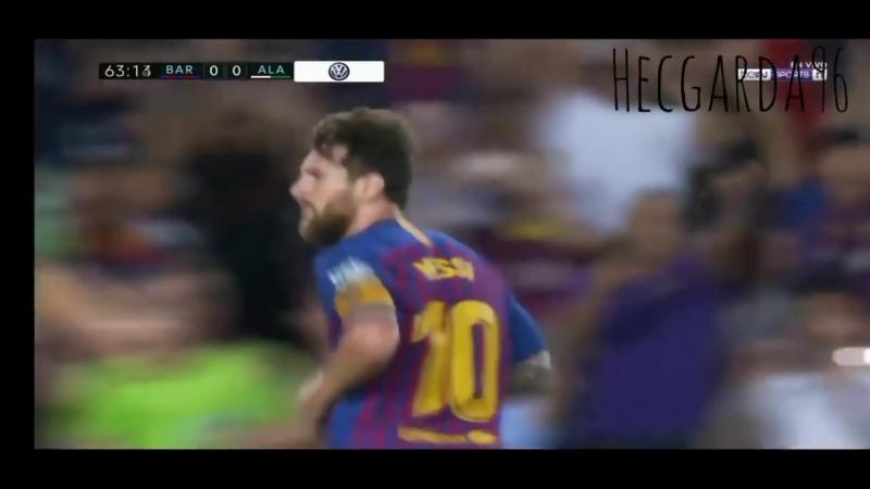 Лионель Месси забивает 6000-й гол