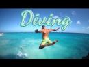 Прыжки в воду - Diving ✈🌴☀