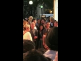 Kristen Stewart and Laura Dern arriving on the red carpet for 'Jeremiah Terminator LeRoy' at #TIFF18 - September 15