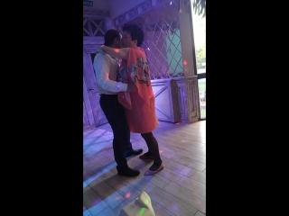 Танец тёщи и жениха