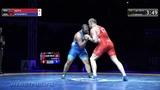 130 кг. 12 финал. Виталий ЩУР - Олег АГАХАНОВ