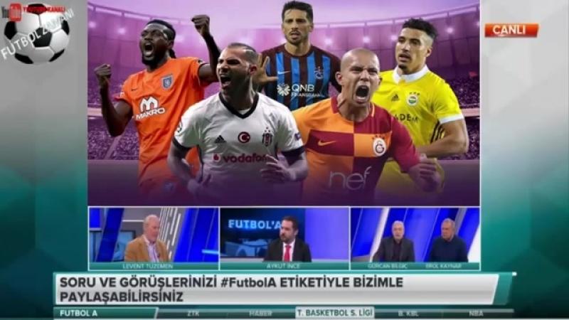 Galatasaray Futbol A ⚽ Trabzonspor maçı ve UEFAdan gelebileçek cezalar 26 Mart 2018