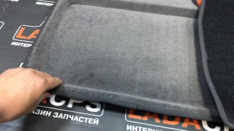 Формованные 3D ковры Seintex