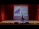 75. My little pony, принцесса Лунахуманизация - Регина, Saiko! cosband, Пенза. Оригинальные костюмы. NIJI-2018 30.06.2018.
