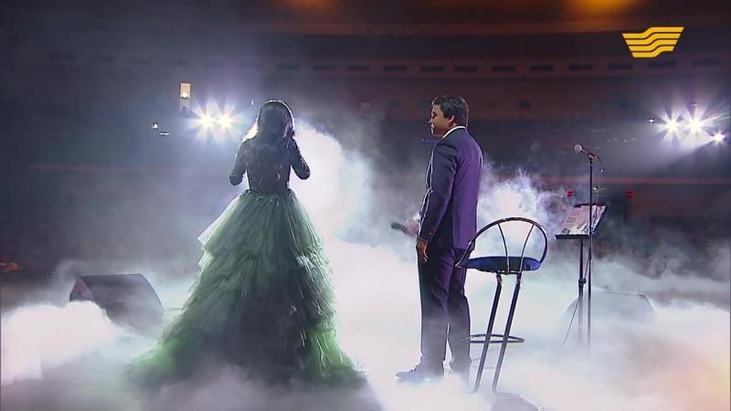 Қанат Үмбетовтің «Сезімді қайтейін» атты концерті