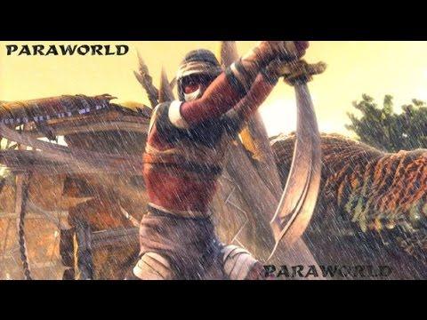 ParaWorld№4Помогаем Верховному Друиду спасти мамонтов так же очищаем остров от Пустынников