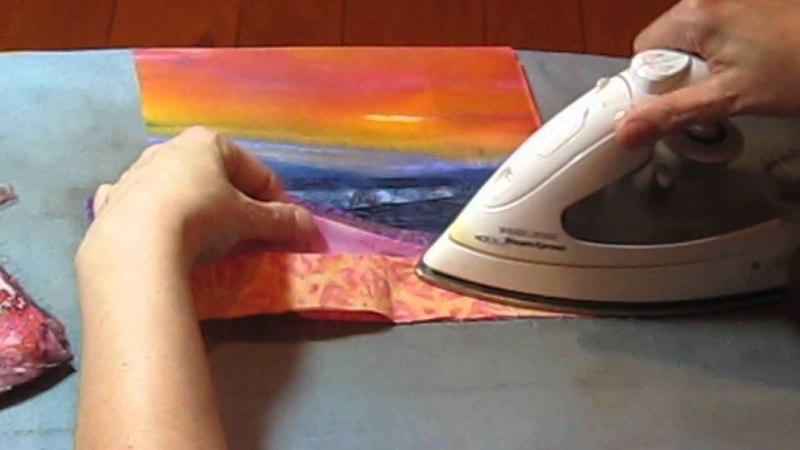 Landscape Quilt - Part 1 - Preparing to Sew