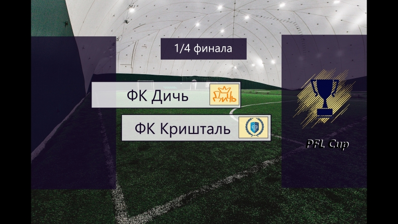PFL Cup 5x5 1/4 финал