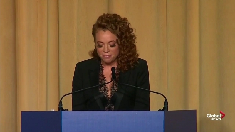 2018 White House Correspondents' Dinner: Mihelle Wolf Monologue [28.April.2018]