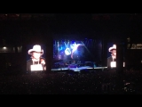 Guns N Roses Knockin' On Heaven's Door Moscow July 13, 2018
