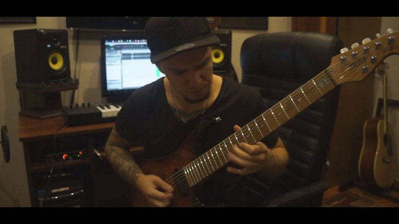 Chelsea grin-My damnation (solo cover by Igor_d2f)