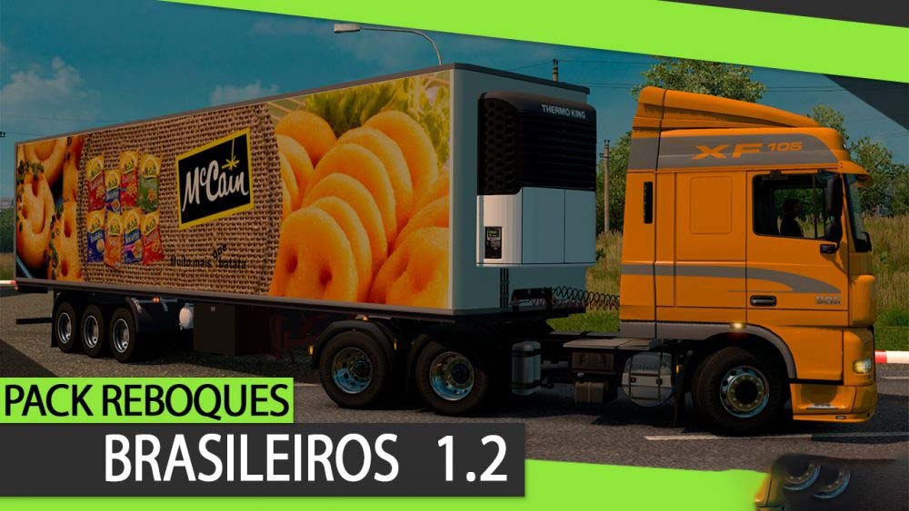 BRAZILIAN TRAILER CARGO PACK V1.2