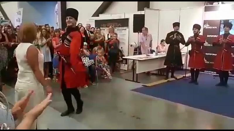 08/ Санкт-Петербург / Иппосфера-2018 / Кабардинские лошади / Шууей Хасэ / 09.08.2018