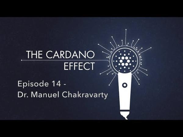 Dr. Manuel Chakravarty, IOHK Language Architect, on Cardano programming - Episode 14