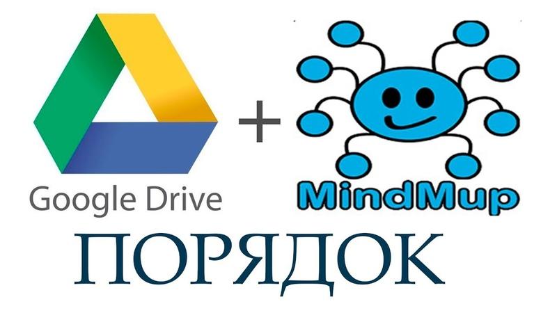 Наводим порядок в жизни и делах с Google Disk и MindMup Интеллект карта Гугл Диск = Успех