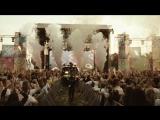 Mari Ferrari performing in Slovenia (track: Do It Big - Damn)