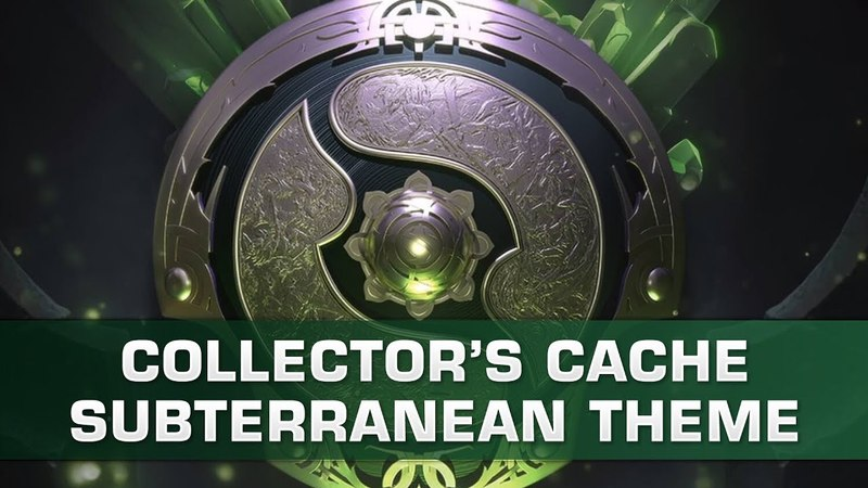 Dota 2 Workshop - Collector's Cache 2018