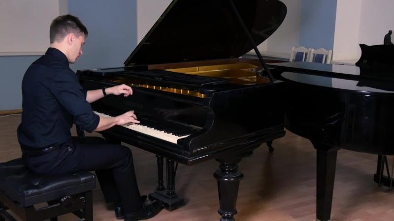 Интервью с пианистом Грязновым