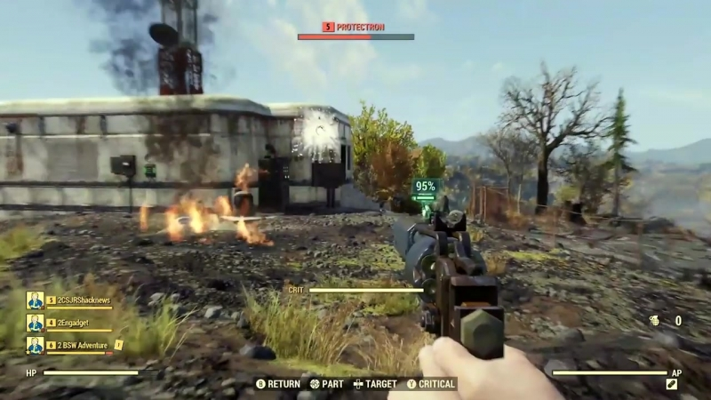 Heres how VATS works in Fallout 76