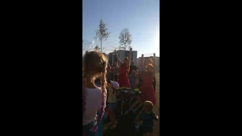 Древлянка-8: Детям - Live