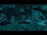 Skyrim - Inner Sanctum Balcony Ambiance (crickets, wind, white noise)