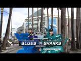 NHL 1819, SC, WC Final, Game 5. St. Louis Blues - San Jose Sharks 19.05.2019, NBC