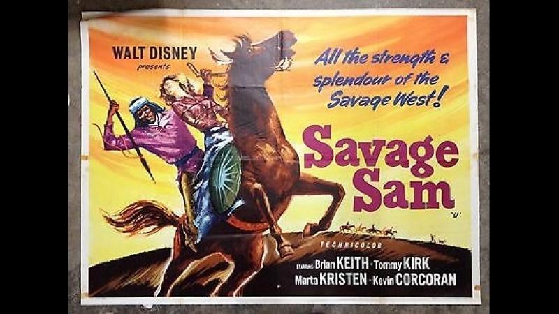 Savage Sam (Aventura en el Oeste) (1963) (Español)