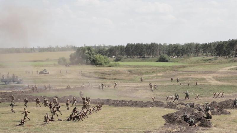 «Орловская стратегическая наступательная операция «Кутузов», 1943
