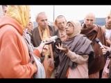 Шрила Прабхупада - Утренняя прогулка, лекция и вопросы