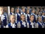 Детский хор поет песню Летова