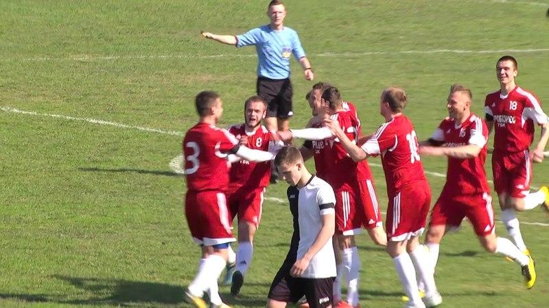 Highlights | Агробізнес TSK 2 : 0 Авангард | Чемпіонат України серед аматорських команд | 8 тур