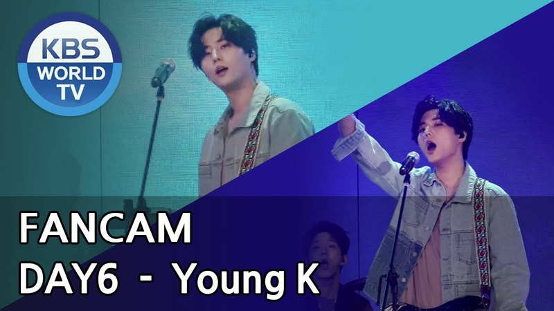 [FOCUSED] DAY6's YoungK - Shoot Me[Music Bank / 2018.06.29]