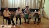 Арам Хачатурян Танец с саблями Квартет балалаек Балагуры