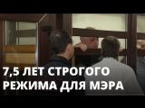Экс-мэр вышел на свободу. За что сидел Михаил Лысенко?