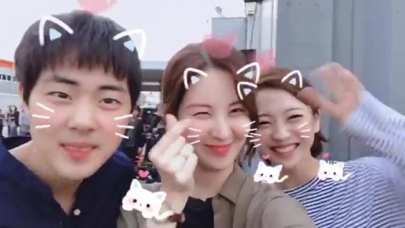 190918 seohyun instagram update