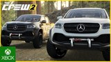 The Crew 2 Mercedes X Class Motorsports Vehicle Series #5 Gameplay Ubisoft NA