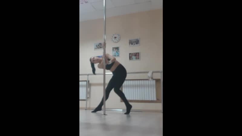 19 февраля,тренер Ольга Шпилевая (экзот)
