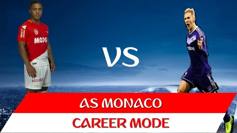FIFA 18 Карьера за Монако 3 Боевые матчи лиги 1 и неостановимый Андерлехт