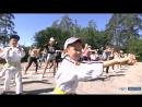 SPORTплощадка Мастер класс по косики каратэ в Радуге Тольятти в деталях июль 2018