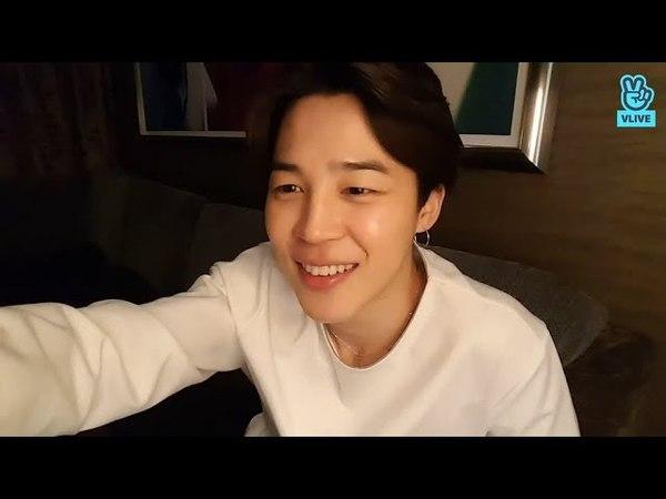 [ENGSUB] V LIVE - BTS Live JIMIN