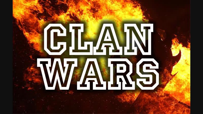Clan Wars играют Dark Hunters vs. Angeli