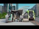 Autonomous Rail Rapid Transit en China