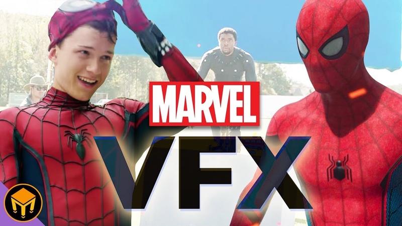 Marvel Overuses CGI   Analyzing Bad VFX