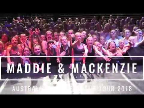 Our Australia New Zealand tour 2018 || Mackenzie Ziegler