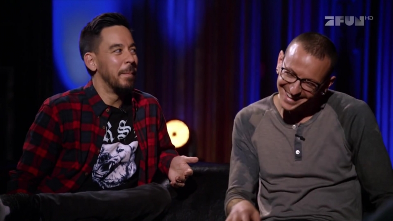 Linkin Park - Interview with Nic Harcourt -HD-