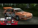 Я тебя БОЮСЬ но ЛЮБЛЮ! 🔥Монстр 80х Группа Б 🚗 Citroen BX4 TC WRC 3 FIA World Rally Championship